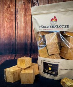 Räucherklötze Erle Wood Chunks