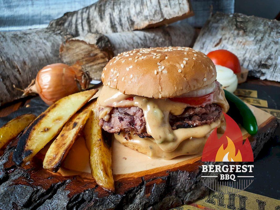 Vegetarische Burger Patties aus Kidneybohnen